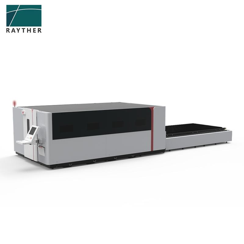 大包围激光切割机 4020交换平台激光切割机