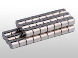 小圆柱磁铁