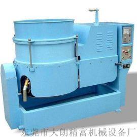 高速涡流研磨机,硅胶去合模线专用研磨机