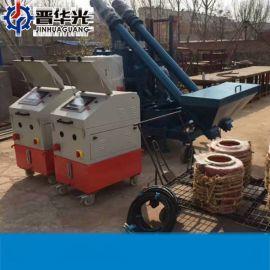 上海50米箱梁T梁穿线机数控张拉机操作视频