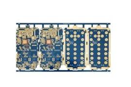 6层1阶HDI板PCB板