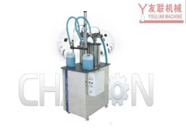 CHQY全气动液体灌装机 纯气动液体膏体灌装机