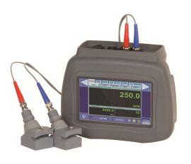 超大液晶触摸屏便携式超声波流量计