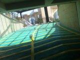 西安地坪漆地下停車場水性環氧漆自流平