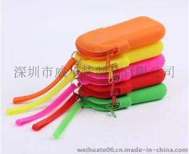 2015新品上市 韩版糖果拉链手机包 创意时尚化妆包