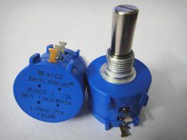 BOURNS 3590S-2-201L 精密可调电位器