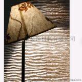 貝殼背景牆