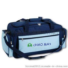 600D牛津布旅行袋 定做防水旅行包 行李包 可印LOGO