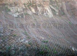 sns主动边坡防护网