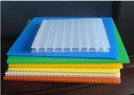 常熟中空板、PP板 钙塑板  瓦楞板