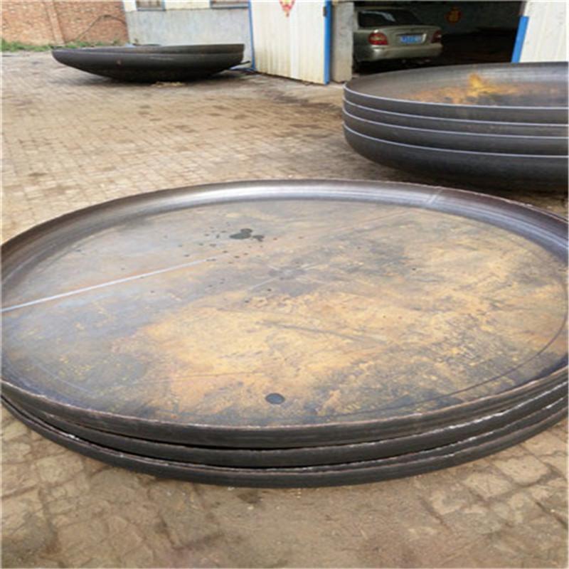山西DN600厚壁冲压水罐封头厂家直销,现货供应。