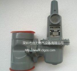 费希尔627-576液化气减压阀 95H不锈钢调压器
