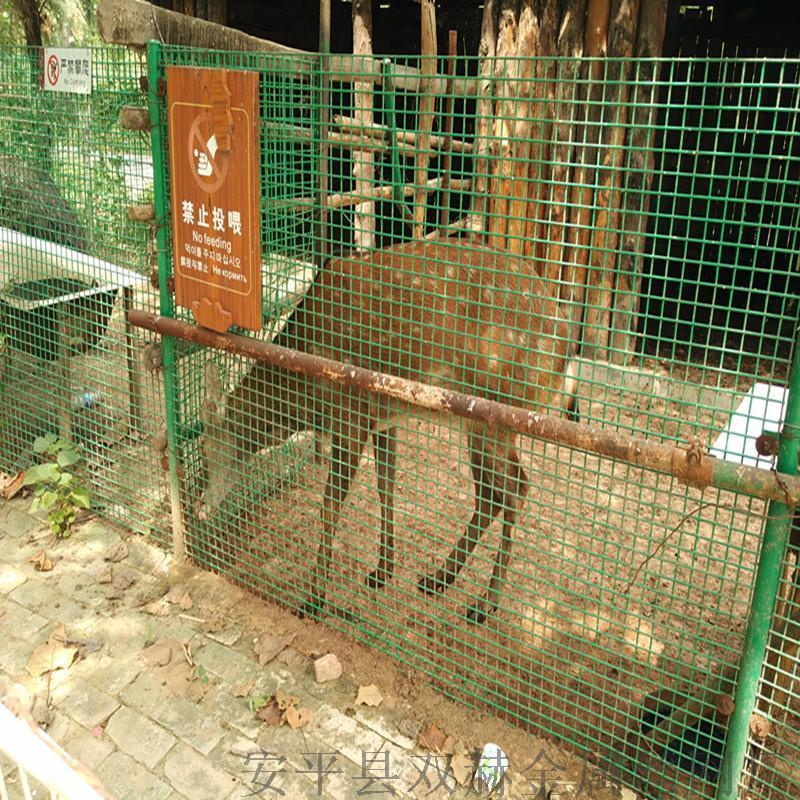 现货供应防护养鸡铁丝围栏荷兰养殖网