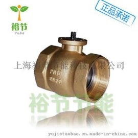 霍尼韦尔VBA216-050P电动调节球阀冷水热水阀门DN50