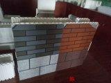 四川旧城改造外墙选用ry软瓷砖柔性面砖,劈开砖,低碳环保
