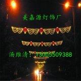 LED马路亮化,过街灯,路灯杆造型,灯光节造型灯合作厂家