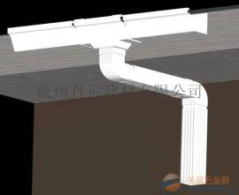 丹尼斯120*90PVC方形雨水管PVC方管