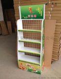 厂家定制 超市便利店食品货架 零食展示架 饮料促销架货架