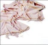 絲光羊絨圍巾