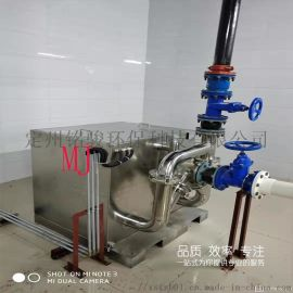 自动一体化污水提升设备