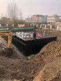 成都地埋式消防水箱 地埋式消防一體化泵站