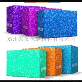 鲁山县纸箱包装公司 粉条包装箱 定做纸箱价格
