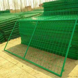 双边丝护栏网公路护栏果园农田圈地围栏栅栏框架护栏钢丝网养殖防护网工厂隔离网荷兰网铁丝网护栏