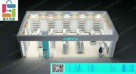 KKV新款货架,三福饰品货架,广州诺米货架,展示架