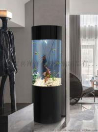 亚克力圆柱形鱼缸全球招募代理,亚克力水族箱