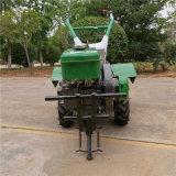 小型柴油手扶耕地机,农场松土八马力耕地机