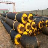 鋼套鋼蒸汽直埋保溫管 鋼套鋼保溫管道