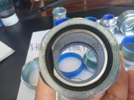 端接式金属软管接头国标端式接头外螺纹金属软管接头