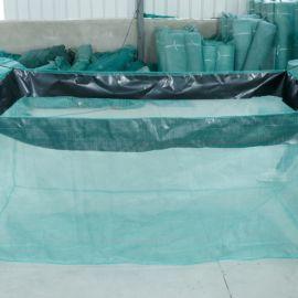 40目網箱養殖網  網片網箱定做龍蝦養殖漁網泥