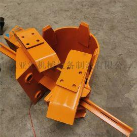 水田排灌沟渠成型机 液压自走式渠道衬砌机