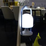 時尚風手提戶外燈充電觸摸調光防水led檯燈
