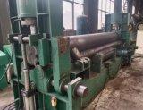 旧液压三辊卷板机16x3000带卷锥工装