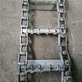 埋刮板输送机结构图 重型板链输送机y7 LJXY