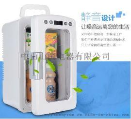 車載冰箱,药品冰箱,车家两用冷热箱CW-10L