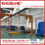 定制1吨2吨悬臂吊/单臂起重机/移动式悬臂吊