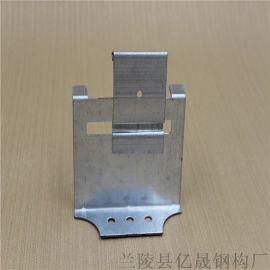 安庆-彩钢瓦470屋面暗扣支架-现货供应