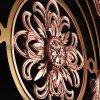 铜雕楼梯护栏别墅铝雕扶手