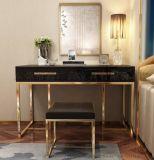 鑫廣意五金化妝桌輕奢風格質感高貴來圖定製