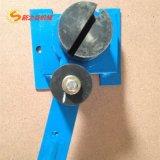 新之谷手动弯管机可以让方管圆管弯曲折弯