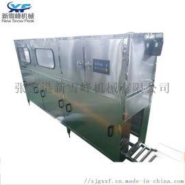 大桶水灌装机 纯净水生产线 五加仑矿泉水灌装机