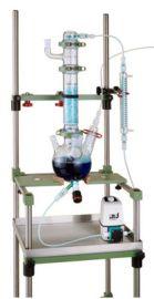美国Chemglass 10L玻璃夹套反应釜