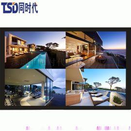 同时代(TSD)液晶监视器工业级安防监控显示器 21.5英寸