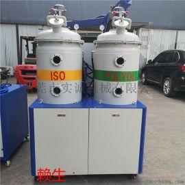 聚氨酯仿木发泡机,PU自成皮发泡机,PU低压发泡机