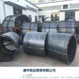 常规检查井钢模具 收口式检查井钢模具 污水检查井钢模具