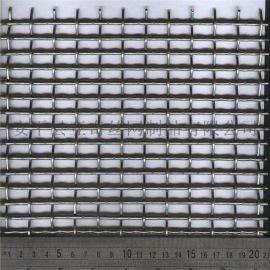 镀锌轧花网-焊接铁丝养猪防护轧花网生产厂家耐锈蚀