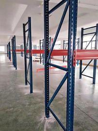 珠海重型横梁式货架仓库库房货架托盘式货架工厂车间置物架